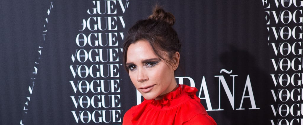 Victoria Beckham Is Launching a Skin Care Range, and We Can't Keep Calm