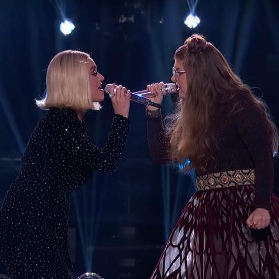 Katy Perry and Catie Turner American Idol Performance Video