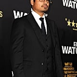 Michael Peña stepped out for the LA premiere of End of Watch.