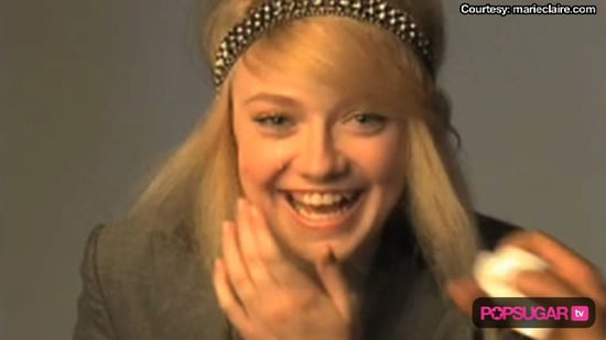 Video of Dakota Fanning Photo Shoot and Xavier Samuel Girlfriend
