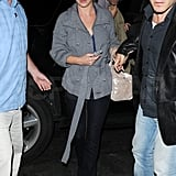 Brit Out to Dinner in NYC