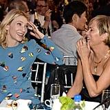Cate Blanchett and Kristen Wiig