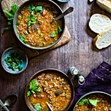 Moroccan Hearty Vegetable Beef Soup