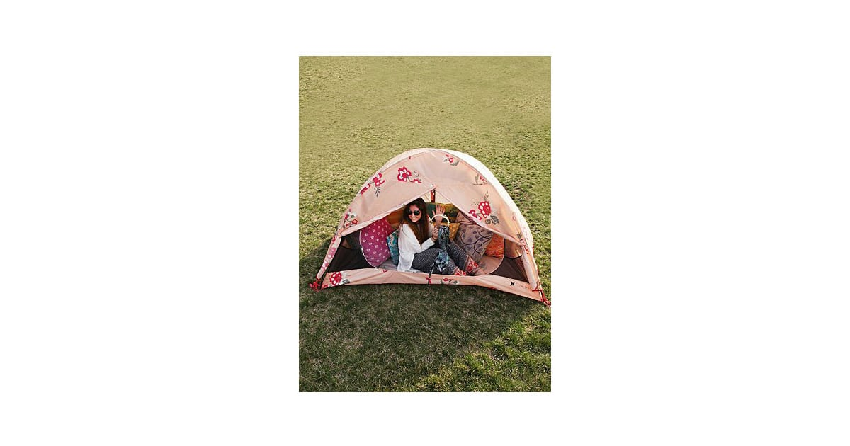 Alite x Free People Tent approx $184 | 10 Stylish C&ing Supplies Floral Tent Cute Sleeping Bag | POPSUGAR Fitness Australia Photo 8  sc 1 st  POPSUGAR Australia & Alite x Free People Tent approx $184 | 10 Stylish Camping ...