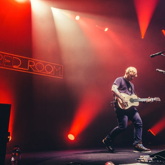Ed Sheeran Sydney Opera House and Nova Red Room Review