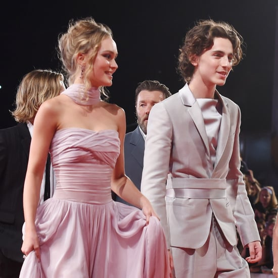 How Did Lily-Rose Depp and Timothée Chalamet Meet?