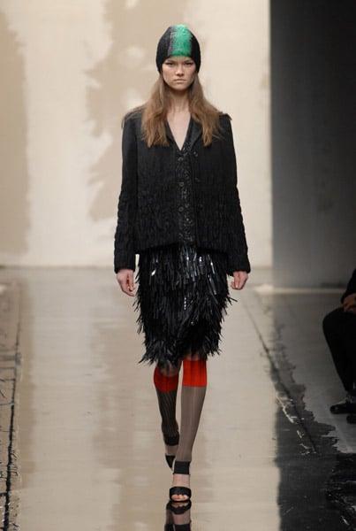 Milan Fashion Week, Fall 2007: Prada