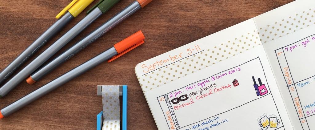 A Step-by-Step Guide to Creating Your First Bullet Journal