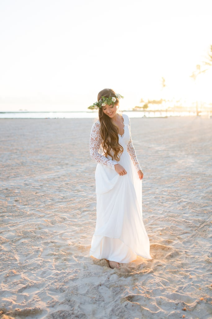 Boho Wedding in Hawaii