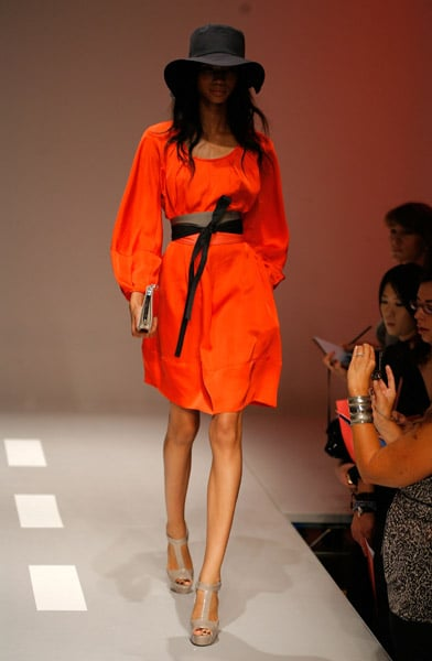 New York Fashion Week, Spring 2008: DKNY