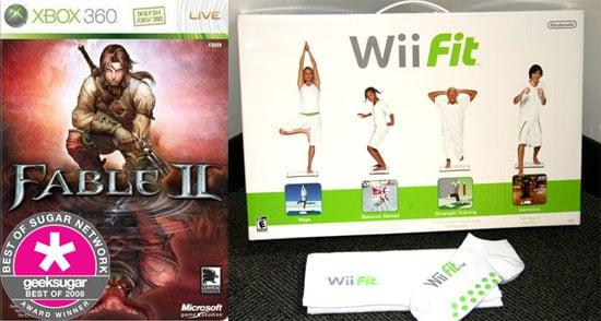 Favorite Video Game of 2008