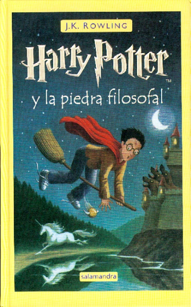 Harry Potter and the Philosopher's Stone, Spain