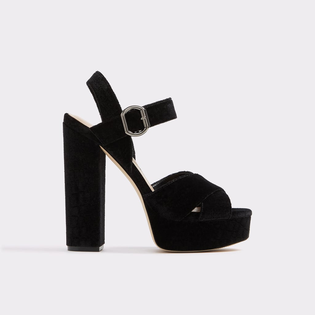 Aldo Kaelah Platform Heels ($90)