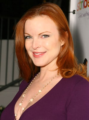 Sugar Bits - Marcia Cross Has Twin Girls!