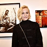 Norman Reedus, Diane Kruger at Paris Photo Exhibition 2016
