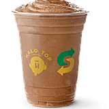 Halo Top Hand-Spun Chocolate Milkshake