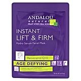 Andalou Naturals Age Defying Lift & Firm Hydro Serum Facial Mask