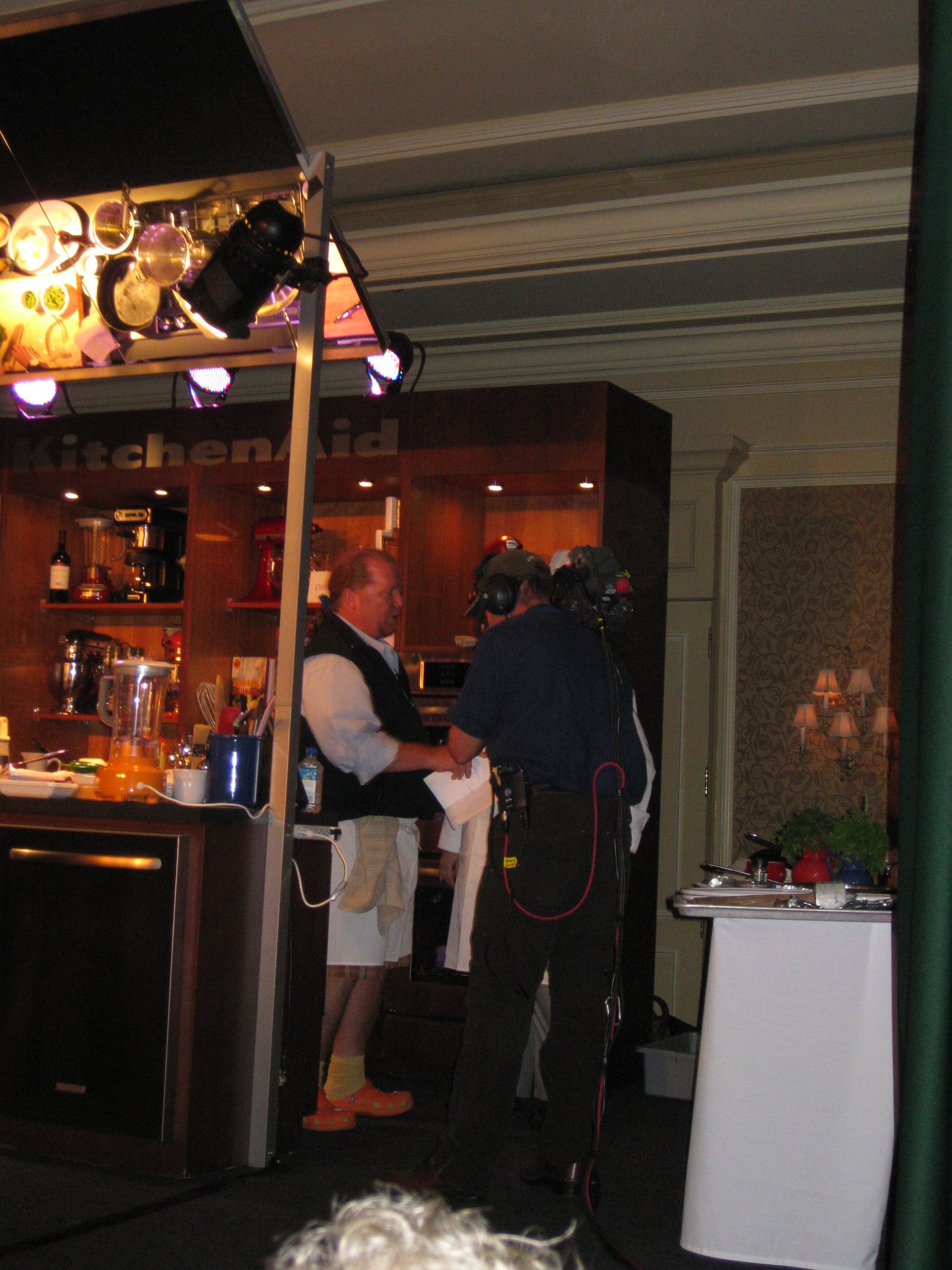 Nancy Silverton and Mario Batali Talk Italian Food