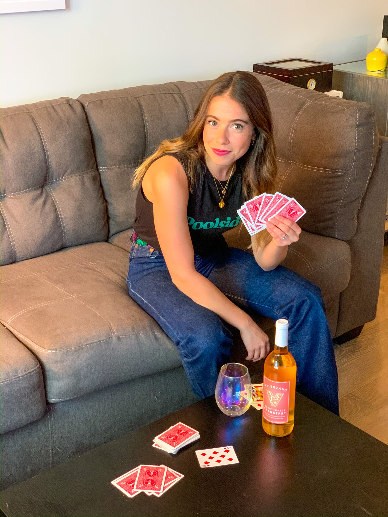 """Casual Jeans and Heels Made Me Feel Sexy on """"Date Night"""" at Home"""