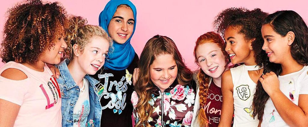 A Tween Fashion Brand Just Featured a Hijabi Model For The First Time