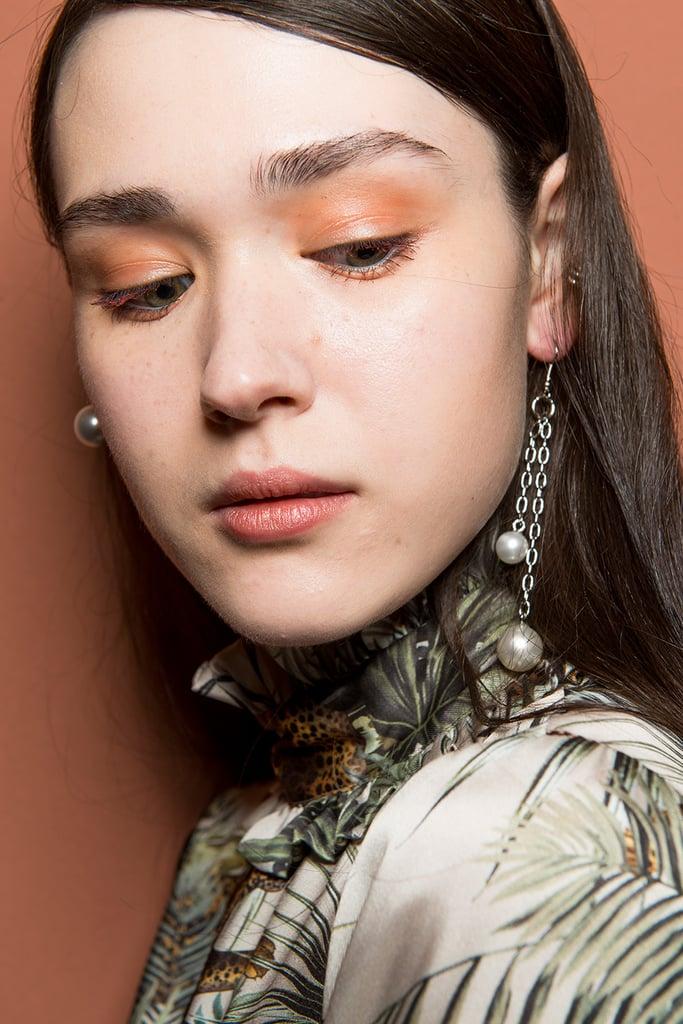 Blugirl A/W 2017 | Hair and Makeup Fall 2017