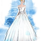 Disney's Cinderella Wedding Dress Design — Exclusively at Kleinfeld