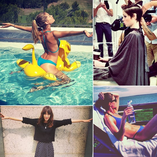 Let's Be Social: The Week's Stylish Social Media Snaps