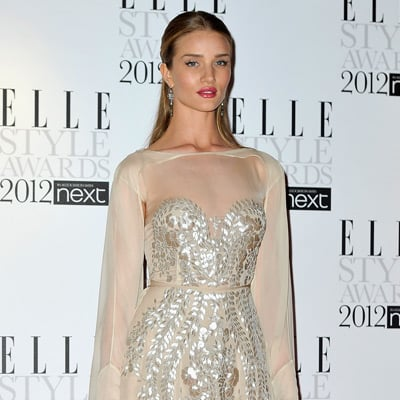 2012 Elle Style Awards Celebrity Pictures of Alexa Chung, Rosie Huntington-Whiteley, Jessica Chastain and More