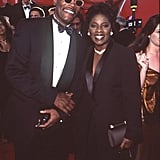 Pictured: Samuel L. Jackson and LaTanya Richardson
