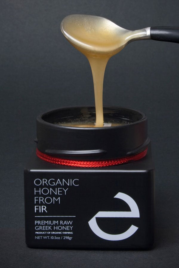 Eulogia Organic Greek Fir Honey