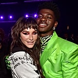 Kesha and Lil Nas X at the 2019 American Music Awards