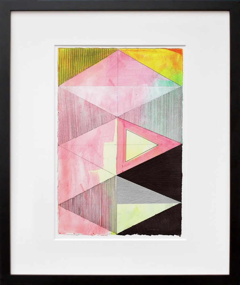 """""""ny.11.#42"""" ($24 and up, depending on size) by Jennifer Sanchez has a lovely abstracted look."""