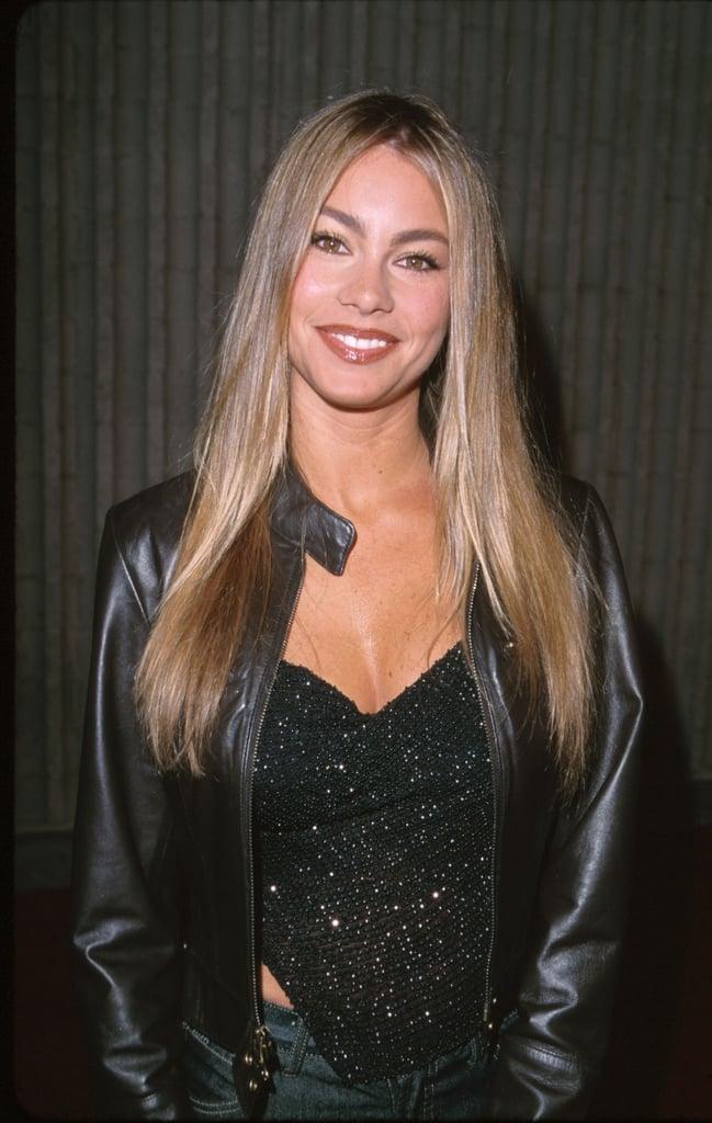 1999 Sofia Vergara Best Hair Looks Popsugar Beauty Photo 1