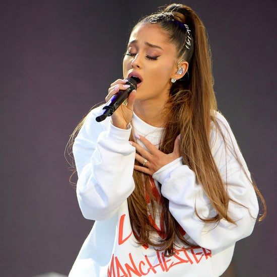 Ariana Grande Performances at One Love Manchester Concert