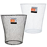Essentials Wire Wastebasket ($1 each)