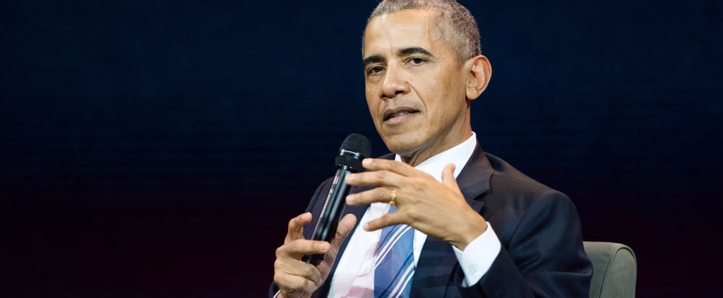 Barack Obama States the Painfully Obvious: More Women Should Be in Power