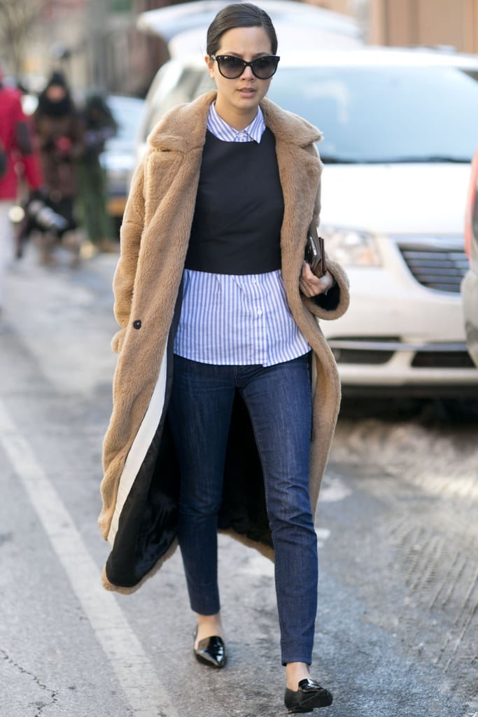 Best Street Style at New York Fashion Week Fall 2014 ...