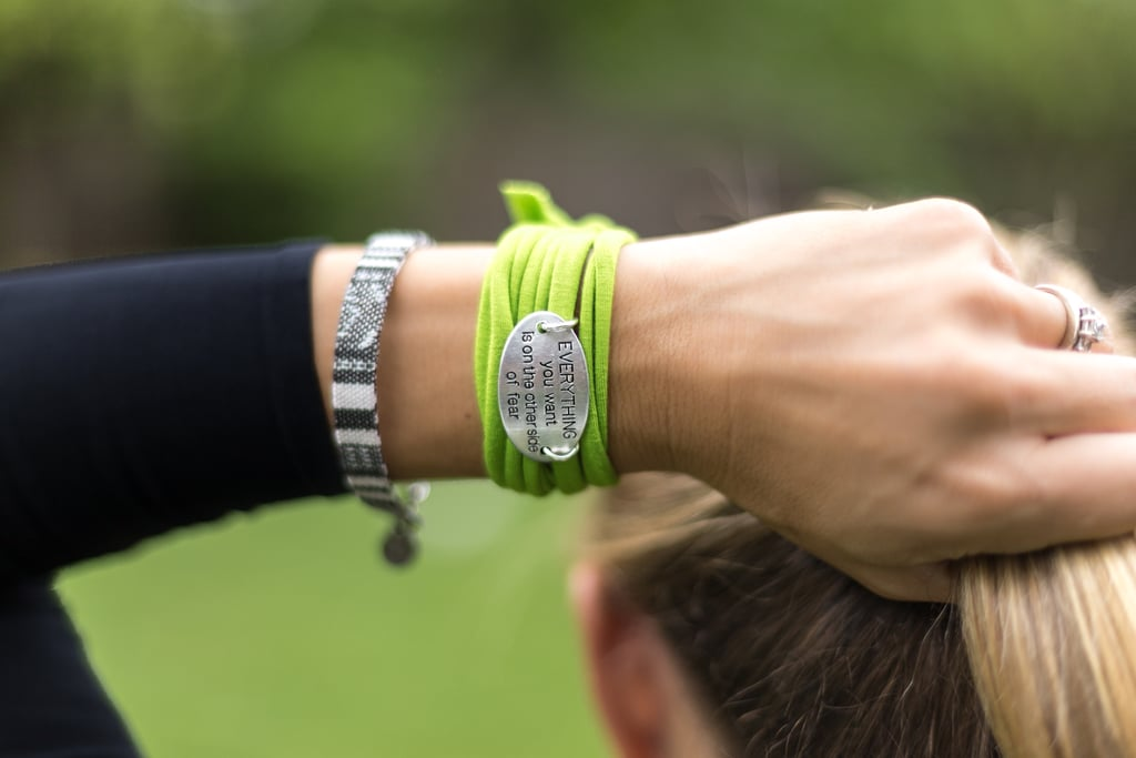 A Pep Talk on Your Wrist