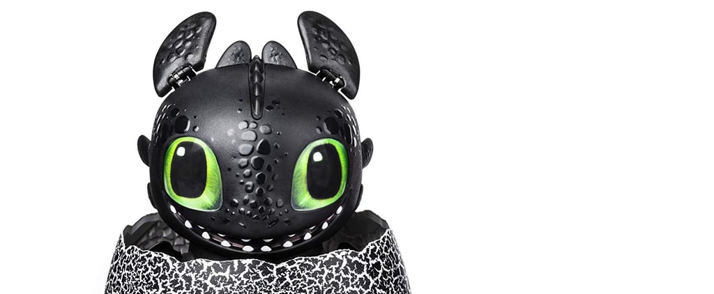 Spin Master How to Train Your Dragon Hatching Toothless