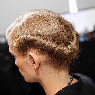 Preen Spring 2012: Backstage Beauty