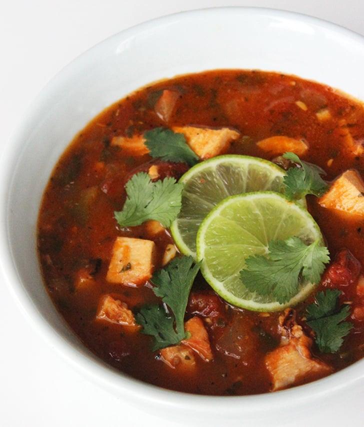 Tortilla-Less Soup