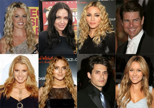 Who Is the Most Talked About Celebrity of 2008?
