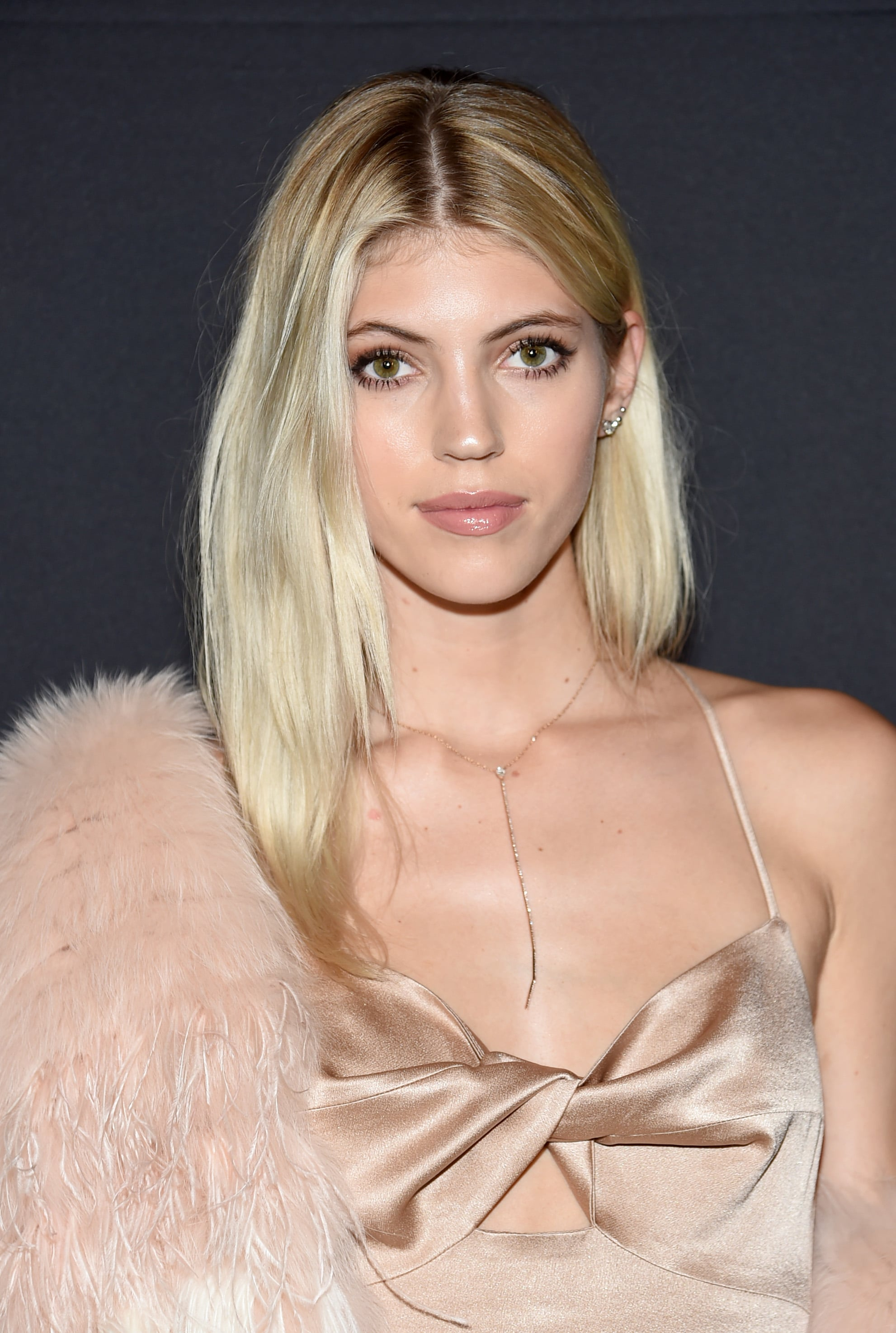 NEW YORK, NY - FEBRUARY 11:  Devon Windsor attends the Maybelline New York x V Magazine Party at the Nomo Soho Hotel on February 11, 2018 in New York City.  (Photo by Jamie McCarthy/Getty Images for Maybelline New York)