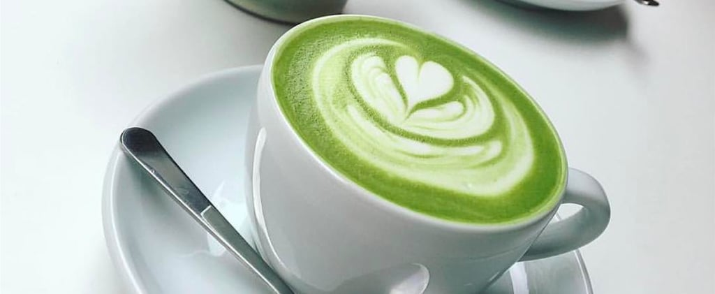 Pictures of Matcha Lattes