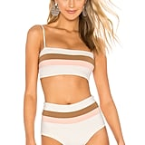 L*Space Rebel Stripe Bikini