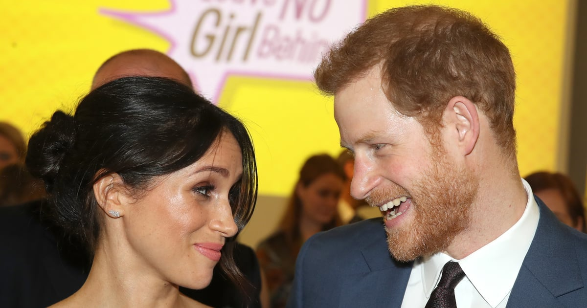 Prince Harry and Meghan Markle's Nicknames For Each Other Are Simple, but Still Very Cute.jpg