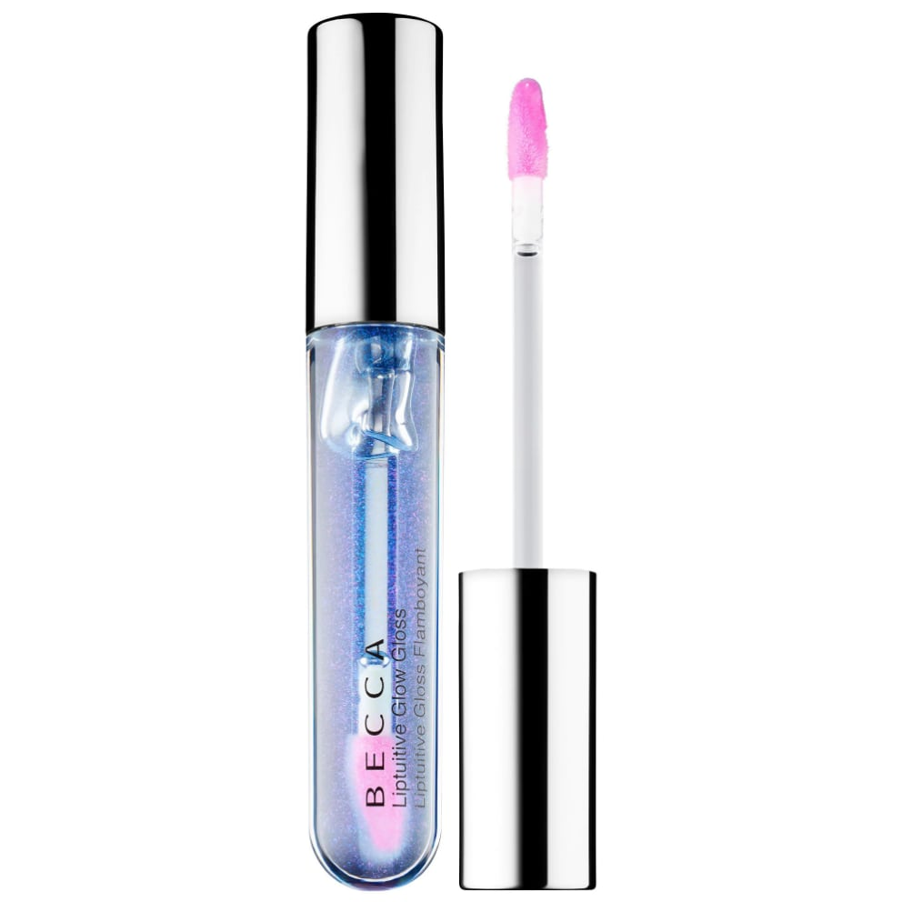 Don't let cooler temps dull your glow! To help your lips stay shining amidst cloudy skies and beneath layers of outerwear, add an innovative, luminescent lipgloss ($25) to your arsenal. While it may appear blue-lilac in the tube, the unique formula is actually designed to react to the chemistry of your lips, leaving behind a perfect rosy color that's totally unique to you.
