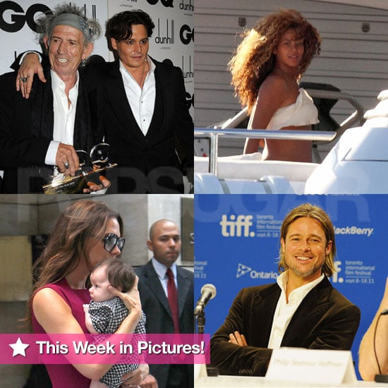 Best Celebrity Pictures September 5, 2011