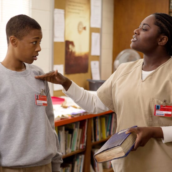 Poussey and Taystee GIFs on Orange Is the New Black