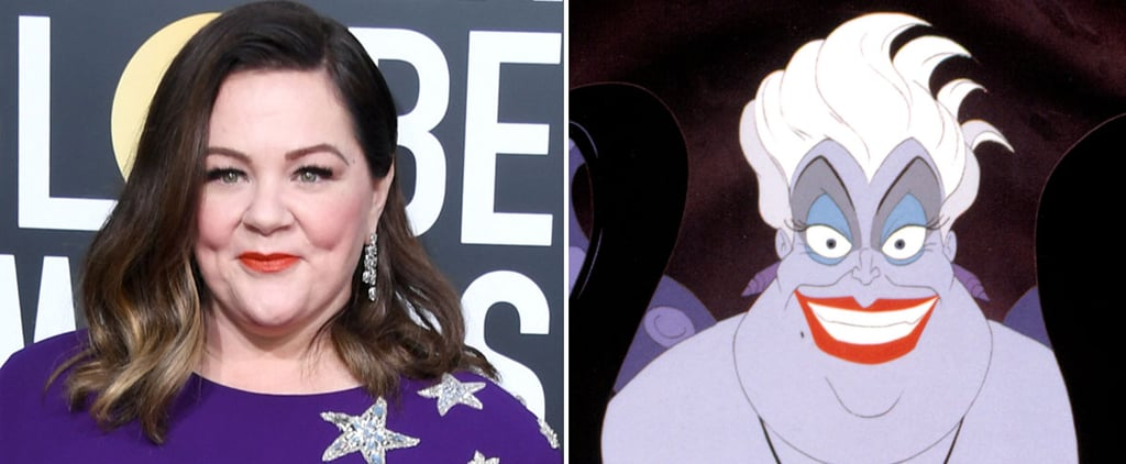 Who Is Playing Ursula in Live Action Little Mermaid Movie?